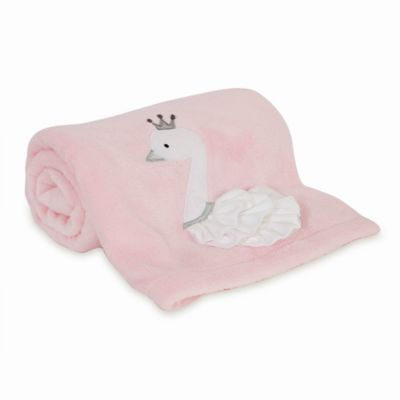 Lambs & Ivy® Swan Lake Blanket
