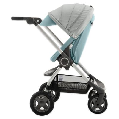 Stokke® Scoot™ II Stroller in Aqua Blue