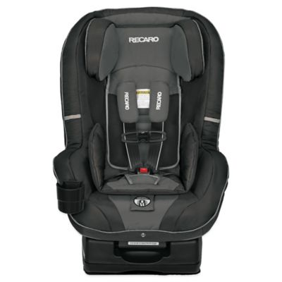 Recaro® Performance Ride 2015 Convertible Car Seat in Jett