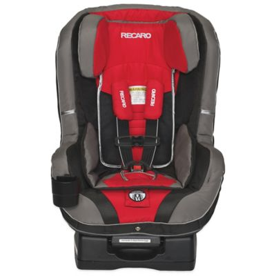 Recaro® Performance Ride 2015 Convertible Car Seat in Chili