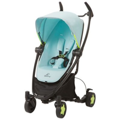 Quinny® Zapp Xtra™ Stroller in South Beach Blue