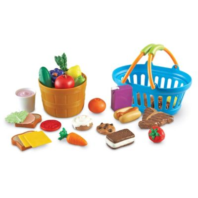 Learning Resources New Sprouts Deluxe Market Set