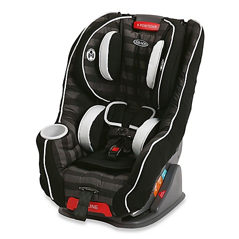 Graco 4ever all in 1 convertible car seat in rockweave for Silla 4ever graco