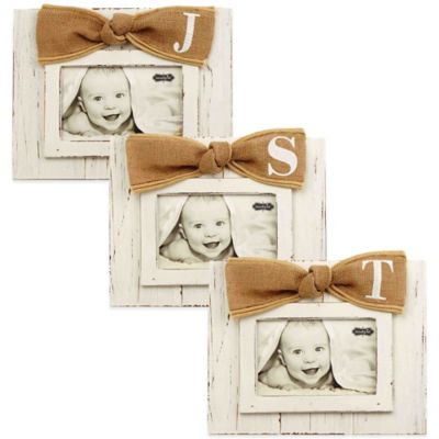 Picture Frames with Initials