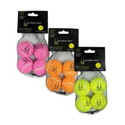 Hyper Pet™ 4-Pack Mini-Balls in Green