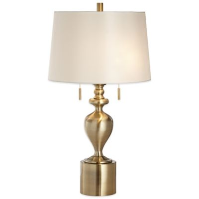 Pacific Coast Lighting Finish Table Lamp