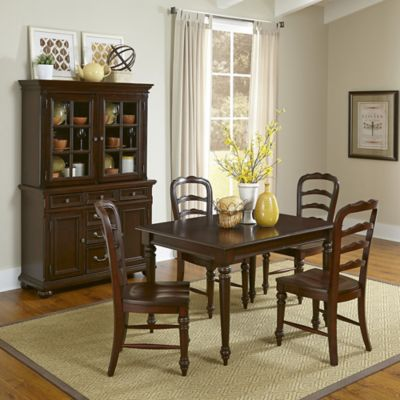 Cherry Table Chair Sets