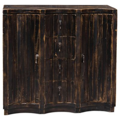 Uttermost Edeline Buffet Chest in Black
