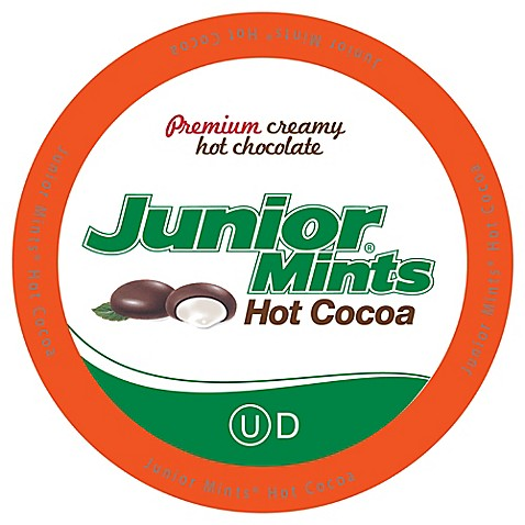 18-Count Junior Mints® Mint Hot Cocoa for Single Serve Coffee Makers ...