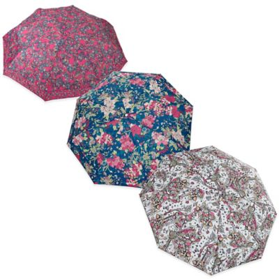 Sakroots Artist Circle Umbrella in Pink
