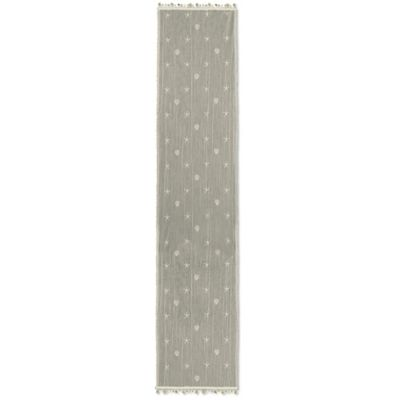 Heritage Lace® Sand Shell 15-Inch x 36-Inch Table Runner in Ecru