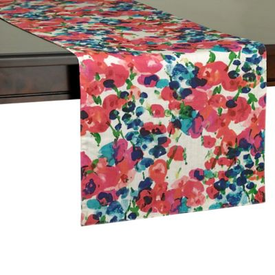 kate spade new york Rosa Terrace 90-Inch Table Runner