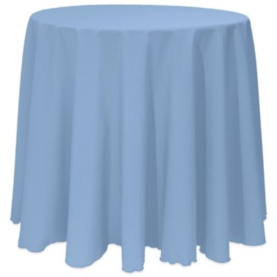 Slate Round Tablecloth