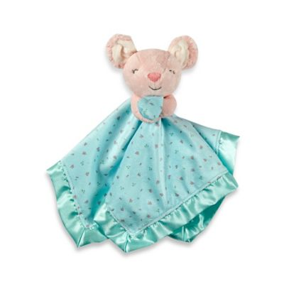 Carter's® Mouse Security Blanket in Pink/Blue