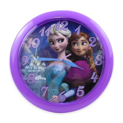 "Disney® ""Frozen"" Wall Clocks"