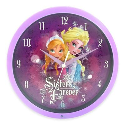 "Disney® ""Frozen"" Musical Wall Clock"