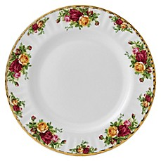 Royal Albert 10-Inch Dinner Plate in Old Country Roses