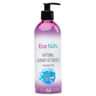 Eco Nuts® 10 oz. Natural Liquid Laundry Soap