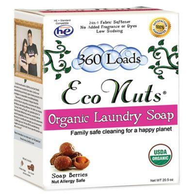 Organic Laundry Organizing