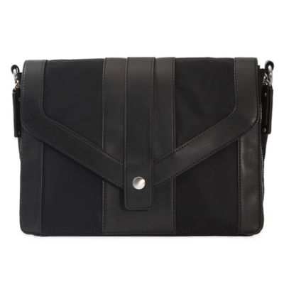 Evie Bett Katharine Diaper Changing Clutch in Black
