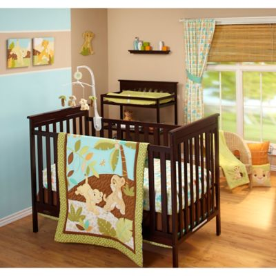 Disney® Lion King Born Cuddly 3-Piece Crib Bedding Set