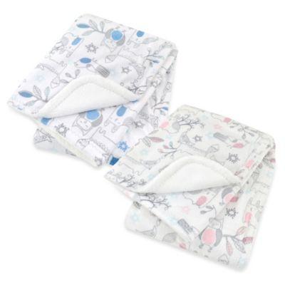 Multi Plush Blanket