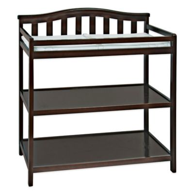 Baby Crib Changing Table