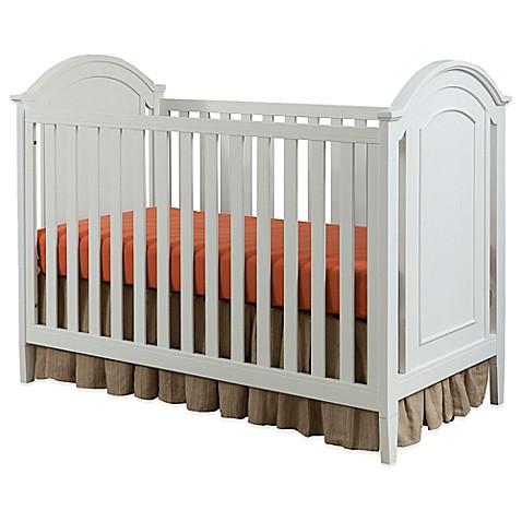 Westwood Designs Harper Cottage Crib With Detailed End