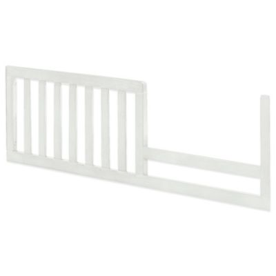 Westwood Designs Harper Pine Toddler Rail in White