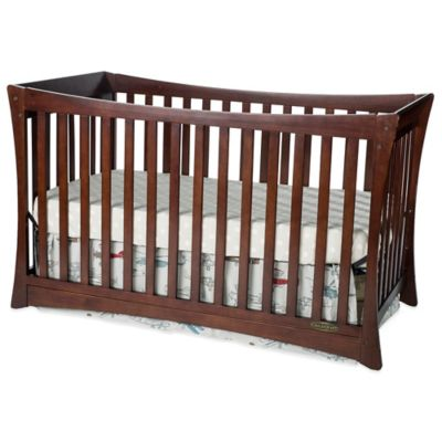 Child Craft™ Parisian 3-in-1 Convertible Crib in Select Cherry