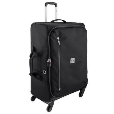 DELSEY Solution 28-Inch Spinner Trolley in Black
