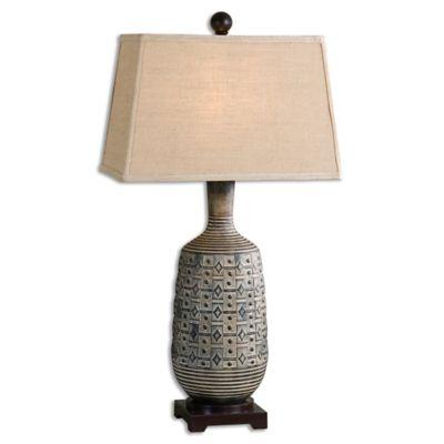 Uttermost Shilah Textured Table Lamp
