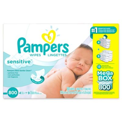 Pampers Wipes Refill