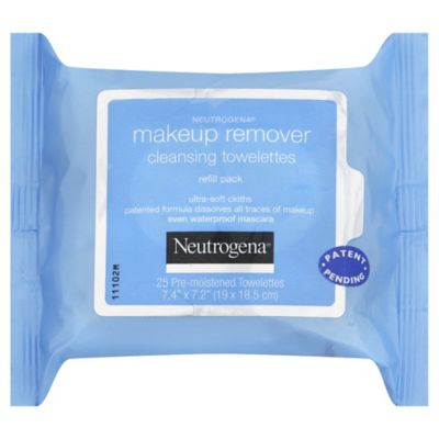 Neutrogena® 25- Count Makeup Remover Cleansing Towelettes Refill Pack