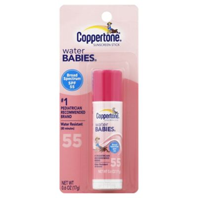 Coppertone® Waterbabies® 6 oz. Sunscreen Stick Broad Spectrum SPF 55