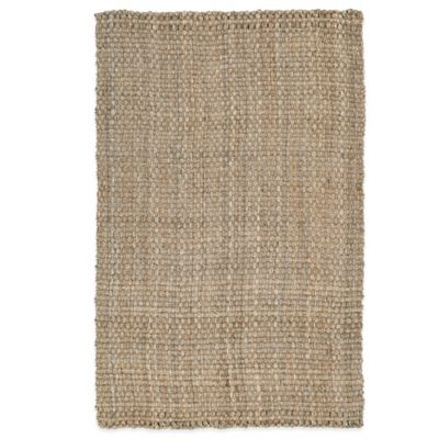 Kaleen Essentials Panama 4-Foot x 6-Foot Rug in Natural