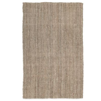 Kaleen Essentials Bounce 4-Foot x 6-Foot Rug in Natural