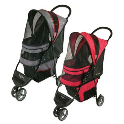 Regal Pet Stroller in Grey