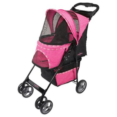 Cruiser Pet Stroller in Pink