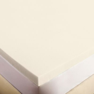 ViscoFresh® Twin 2-Inch Memory Foam Mattress Topper