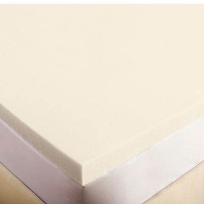 ViscoFresh® Twin 3-Inch Memory Foam Mattress Topper