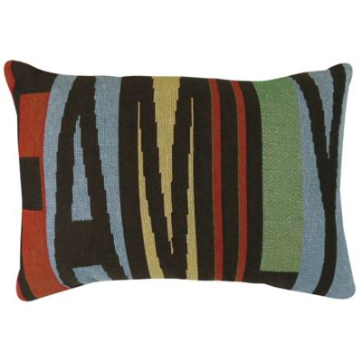 "Family"" Tapestry Oblong Throw Pillow Decorative Pillows"