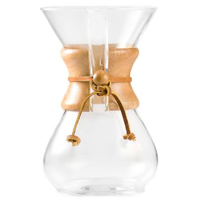 Chemex® 6-Cup Pour-Over Coffee Maker