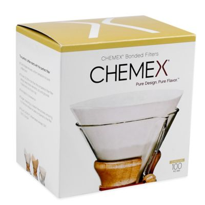Chemex® 100-Count Fiber-Bonded Coffee Filters