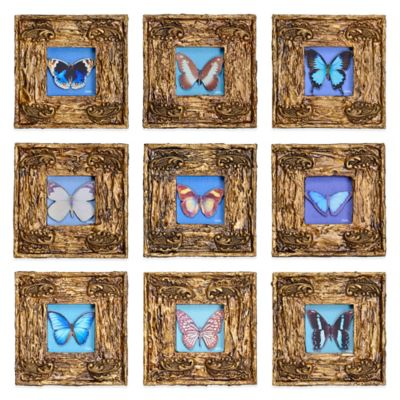 Ren-Wil Flywheel Wall Art (Set of 9)
