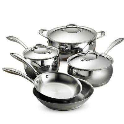 Tramontina® Gourmet Domus 8-Piece Cookware Set