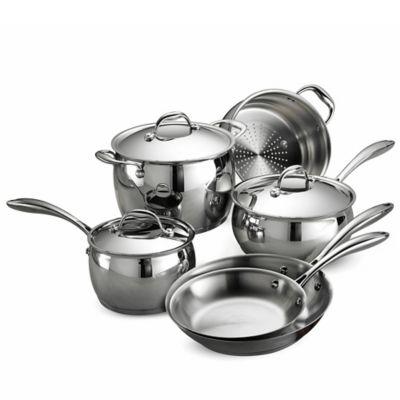 Tramontina® Gourmet Domus 9-Piece Cookware Set