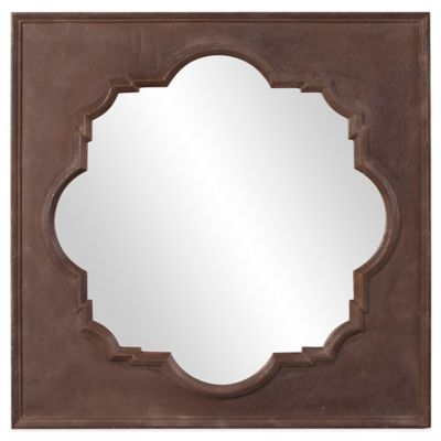 Howard Elliott® 38-Inch x 38-Inch Raja Mirror