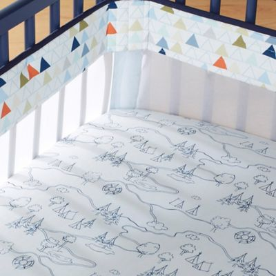 Just Born® Adventure Fresh Air™ Crib Liner