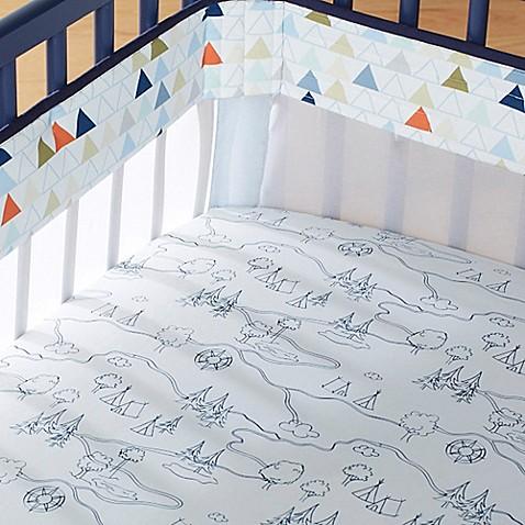Just Born 174 Adventure Fresh Air Crib Liner Www